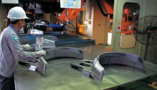 ingress component manufacturing