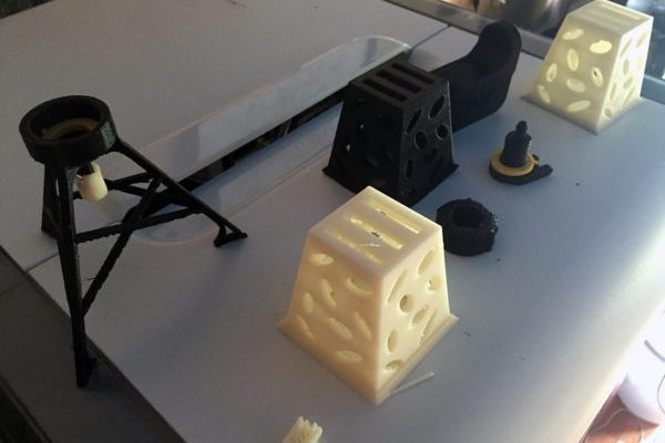 3d printing…like a hot glue gun?