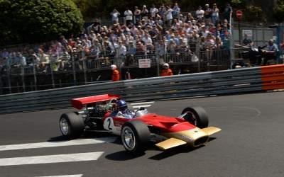 Photos: 2016 Monaco Grand Prix Historique