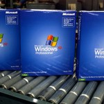 In 2001 Microsoft released Windows XP