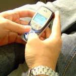 Text messaging and SMS made good profits for mobile phone companies