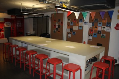 Google-campus-london-workbench