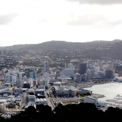 Wandering around Wellington
