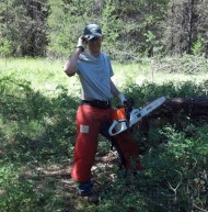 mark-and-chainsaw