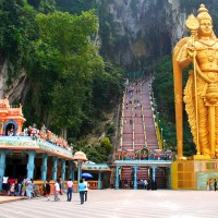 How to do a day trip to Batu Caves from Kuala Lumpur