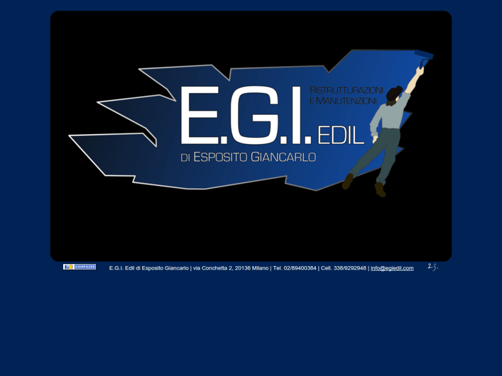 egiedil.com 2.3 (2012) - splash