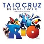 Taio Cruz interpreta el tema principal de la banda sonora de 'Rio'