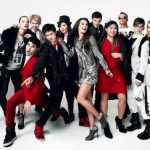 Glee estrena video de 'Fashion' para una campaña de Vogue