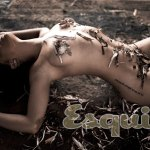 Rihanna posa desnuda para la revista Esquire