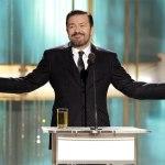 #GoldenGlobes 2012: No te pierdas el monólogo de Ricky Gervais traducido