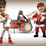 Justin Bieber lanza el video animado de 'Santa Claus Is Coming To Town'