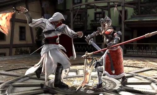 Ezio-Auditore-SoulCalibur-V