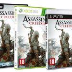 'Assassin's Creed III' es el juego del año 2012
