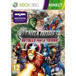 Un divertido Stan Lee juega a 'Los Vengadores: Batalla por la Tierra' en Kinect