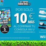 Nintendo ofrece 'Super Mario Bros. U' por solo 10€ a quienes compren una consola. Descubre los detalles aquí.