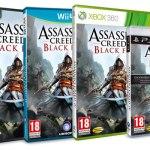 Ubisoft anuncia oficialmente 'Assassin's Creed IV: Black Flag'
