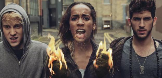 Auryn Breathe Your Fire video