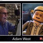 El actor Adam West será un personaje jugable en 'LEGO Batman 3: Mas allá de Gotham'