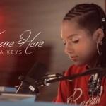 Alicia Keys estrena el single benéfico 'We Are Here' y su vídeo