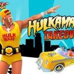 Hulk Hogan visita 'Crazy Taxi: City Rush'