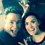 No te pierdas el vídeo de 'Up' con Olly Murs y Demi Lovato