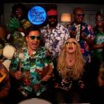 Madonna canta 'Holiday' con Jimmy Fallon