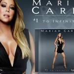 Mariah Carey promociona su show en Las Vegas en el vídeo de 'Infinity'