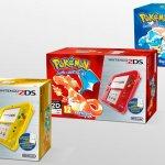 Nintendo celebra los 20 años de Pokemon con nuevos modelos de 2DS
