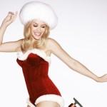 Ya a la venta Kylie Christmas: Snow Queen Edition