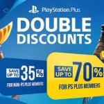 Descuentos dobles en juegos de PS4, PS3 y PS Vita