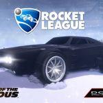 Conduce el coche de Toretto en Rocket League