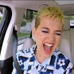 Katy Perry sube al Carpool Karaoke