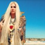 Kesha estrena el videoclip de Praying