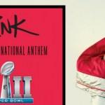 P!nk actuará en la Super Bowl