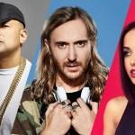Sean Paul estrena Mad Love con David Guetta y Becky G