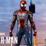 El traje Iron Spider se luce en el nuevo trailer de Spider-Man