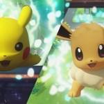Pokémon: Let's Go, Pikachu! y Pokémon: Let's Go, Eevee! llegan el 16 de noviembre a Nintendo Switch