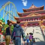 Planet Coaster nos lleva de aventuras por todo el mundo en World's Fair