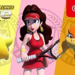 Luma, Paulie y Boom Boom se unirán a Mario Tennis Aces en 2019