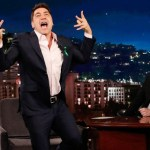 Javier Bardem da el cante en el show de Jimmy Kimmel