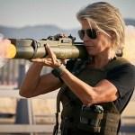 Sarah Connor regresa en el primer trailer en español de Terminator: Destino Oscuro