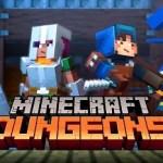 E3 2019: Microsoft anuncia Minecraft Dungeons