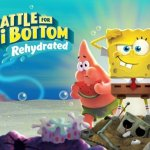 THQ Nordic anuncia SpongeBob SquarePants: Battle for Bikini Bottom Rehydrated