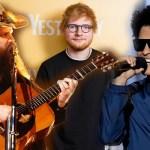 Ed Sheeran estrena Blow con Chris Stapleton y Bruno Mars