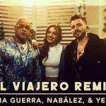 Ana Guerra estrena el videoclip de El Viajero con Nabález y Yera
