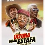 Robert De Niro, Morgan Freeman y Tommy Lee Jones protagonizan La última Gran Estafa