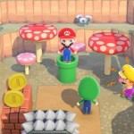 Animal Crossing: New Horizons da la bienvenida a Mario, Luigi y Wario con la actualización por el 35 aniversario del fontanero
