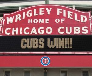Cubs Break The Streak