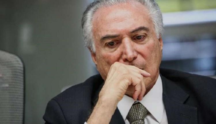 """Presidente Temer lamenta morte de Rômulo Gouveia: """"Fará muita falta"""""""