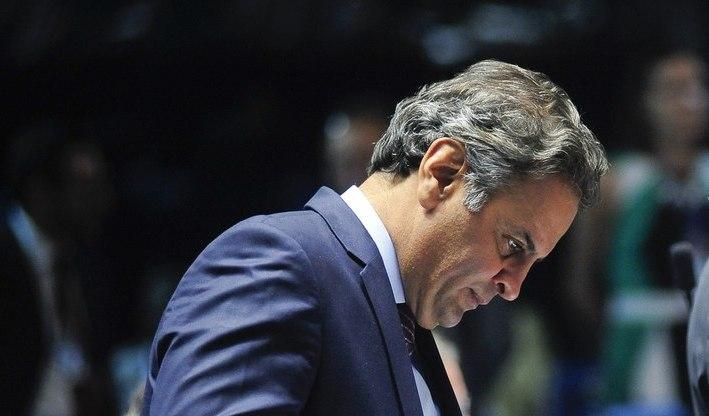 Maioria dos ministros do STF aceitam denúncia e Aécio Neves vira réu